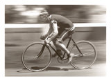 Bicycle Racer Schilderij