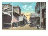 St. Raphael Street, Havana Posters