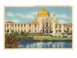 Administration Building, Garfield Park, Chicago, Illinois Print