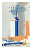 1933 Chicago World&#39;s Fair 1933, Century of Progress Posters