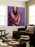 Isaac Hayes - Wonderful Wall Mural