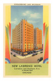 New Lawrence Hotel, Chicago, Illinois Posters