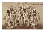Schaefaer's Midgets, Liliput Revue Posters