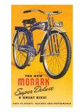 Monark Bike Schilderij