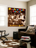 Rock 'N' Roll Fever! the Wildest from Specialty Wall Mural