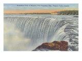 Horseshoe Falls, Niagara Posters