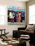 Soul Children - Hold On, I&#39;m Coming Wall Mural