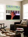 Chick Corea - Solo Piano, Part One: Originals Wall Mural
