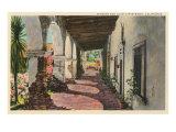 Mission San Juan Capistrano, California Posters