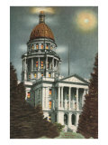 State Capitol, Denver Posters