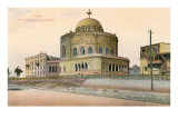 Coptic Church in Old Cairo Posters