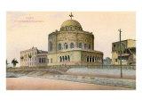 Coptic Church in Old Cairo Print