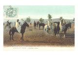 Arab Horsemen Posters