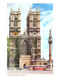 Westminster Abbey Posters