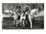 Spanish Riding School Print