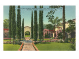 Rollins College Campus, Winter Park Posters
