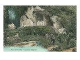 Wild Gardens at Versailles Print