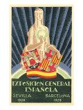 Spanish Fair Print