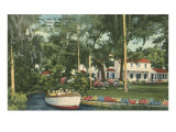 Scenic Boat Tours, Winter Park Posters