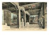 Crusades Hall, Versailles Print