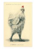 Chanticleer, Man in Chicken Suit Posters
