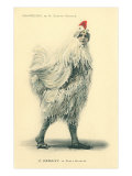 Chanticleer, Man in Chicken Suit Posters