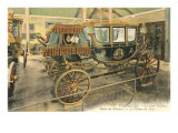 Carriage at Versailles Posters