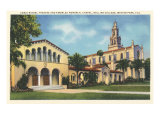 Annie Russell Theater, Rollins College Prints