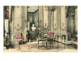 Marie Antoinette Salon Room at Versailles Print