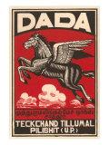 Dada, Pegasus Posters