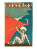 Cote d'Azur, France Posters