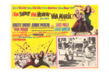 Viva Maria Posters