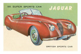 Super Sports Car Prints