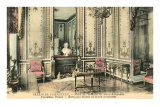 Marie Antoinette Salon Room at Versailles Prints