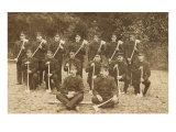 Hatchet Brigade Poster