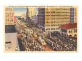 Parade, St. Petersburg, Florida Posters