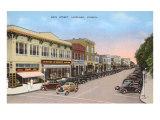 Main Street, Lakeland, Florida Posters