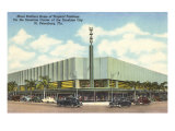 Store in St.Petersburg, Florida Print