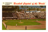 Baseball Capital of the World, St. Petersburg, Florida Posters