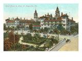 Hôtel Ponce de León, Saint- Augustine, Floride Posters