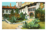 Court of Ponce de Leon, St. Augustine, Florida Posters