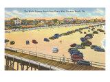 Ocean Pier, Daytona Beach, Florida Posters
