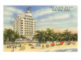 Tides Hotel, Miami Beach, Florida Posters