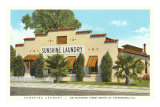 Sunshine Laundry, St. Petersburg, Florida Photo