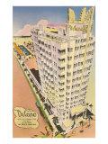 Delano Hotel, Miami Beach, Florida Posters