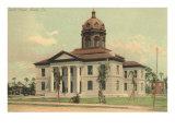 Courthouse, Miami, Florida Posters