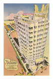 Delano Hotel, Miami Beach, Florida Posters