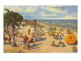 Florida Beach Poster