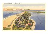 Pass-a-Grille Beach, Florida Poster