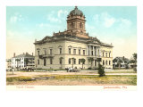 Courthouse, Jacksonville, Florida Posters